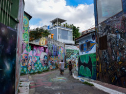 Graffiti Alley, Brazil