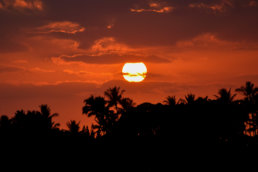 Beach, Hawaii, Sunrise, Sunset