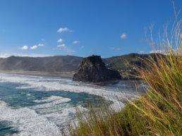 Beach, Waves, New Zealand