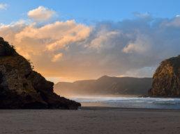 Beach, New Zealand